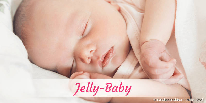 Name Jelly-Baby als Bild