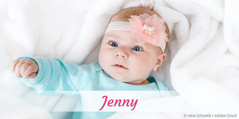 Name Jenny als Bild