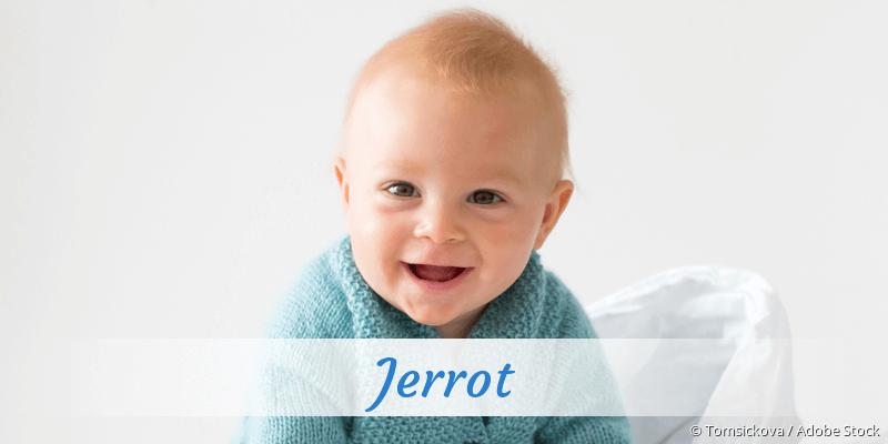 Name Jerrot als Bild