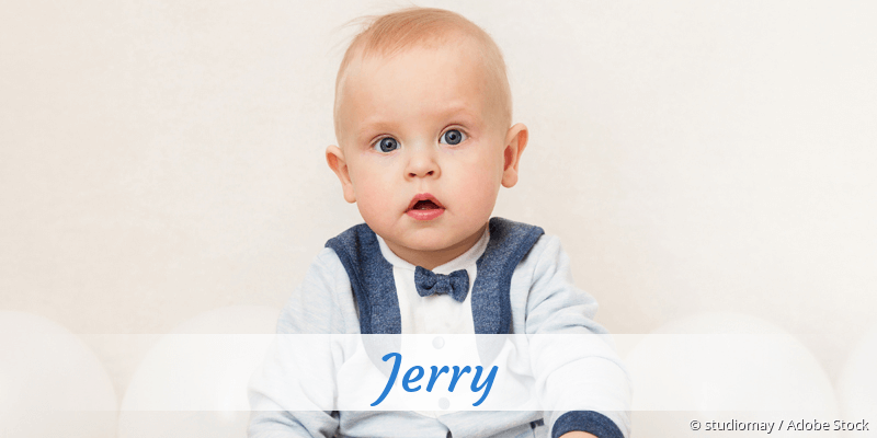 Name Jerry als Bild