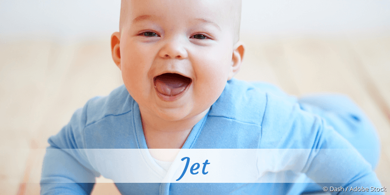 Name Jet als Bild