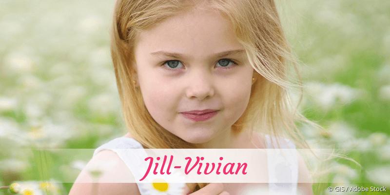 Name Jill-Vivian als Bild