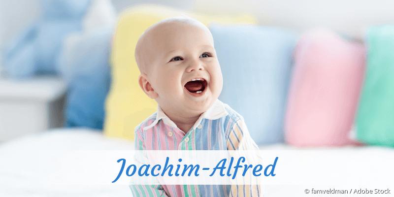 Name Joachim-Alfred als Bild