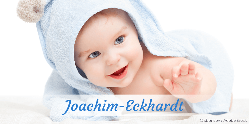 Name Joachim-Eckhardt als Bild