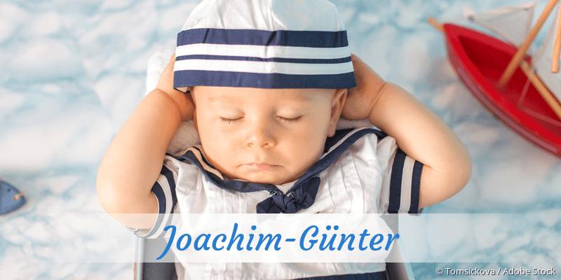 Name Joachim-Günter als Bild