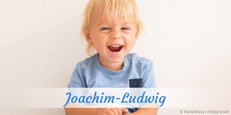 Name Joachim-Ludwig als Bild