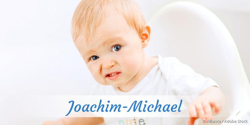 Name Joachim-Michael als Bild