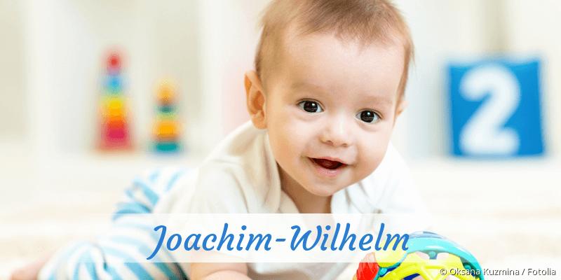 Name Joachim-Wilhelm als Bild