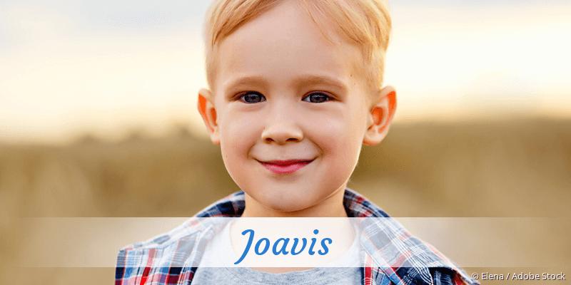 Name Joavis als Bild