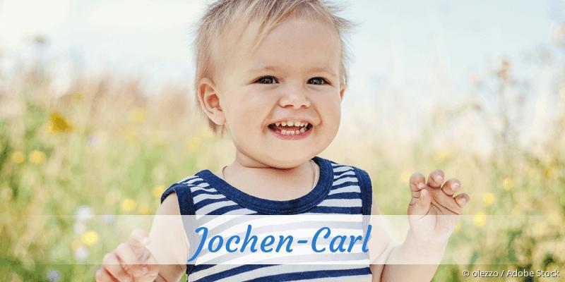 Name Jochen-Carl als Bild