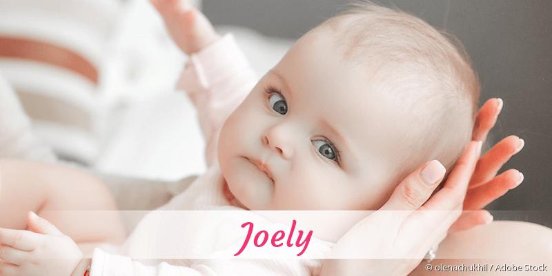 Name Joely als Bild