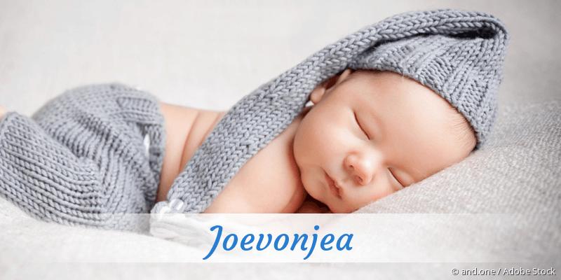 Name Joevonjea als Bild