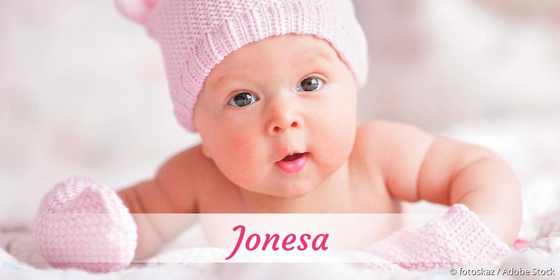 Name Jonesa als Bild