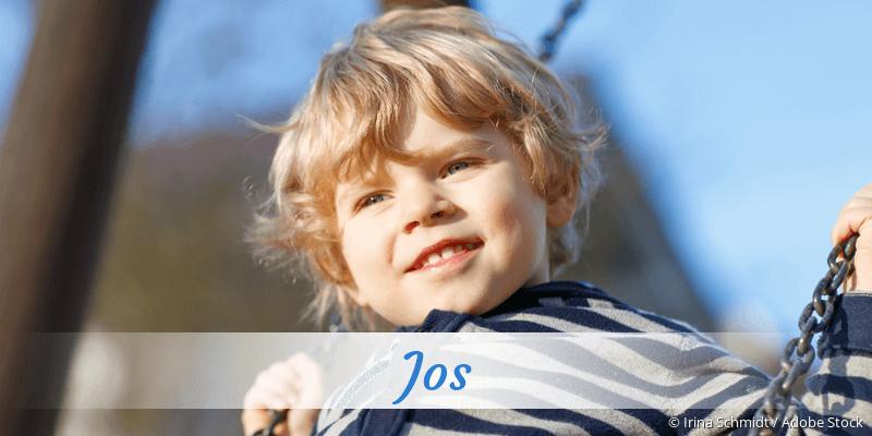 Name Jos als Bild