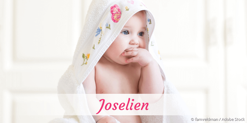 Name Joselien als Bild