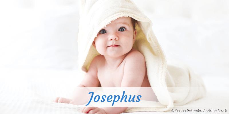 Name Josephus als Bild