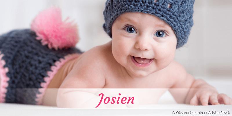 Name Josien als Bild