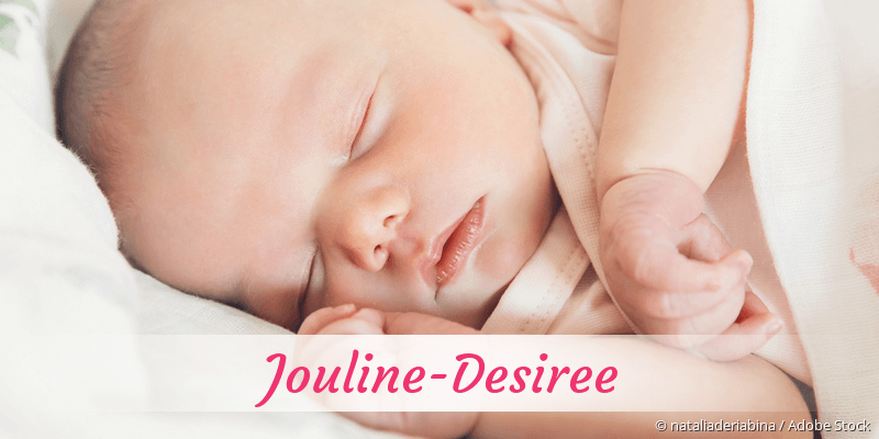 Name Jouline-Desiree als Bild
