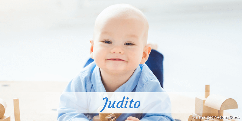 Name Judito als Bild