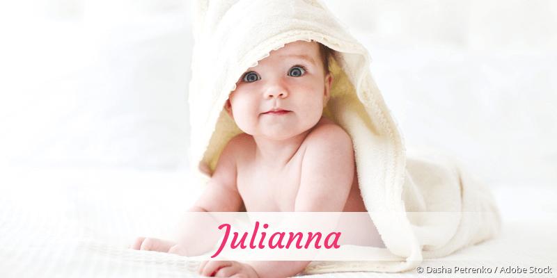 Name Julianna als Bild