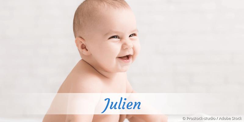Name Julien als Bild