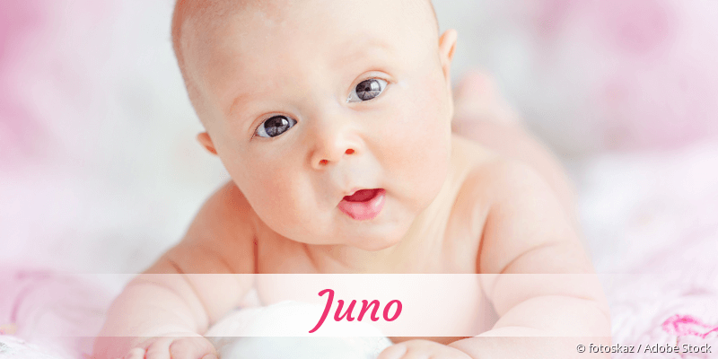 Name Juno als Bild