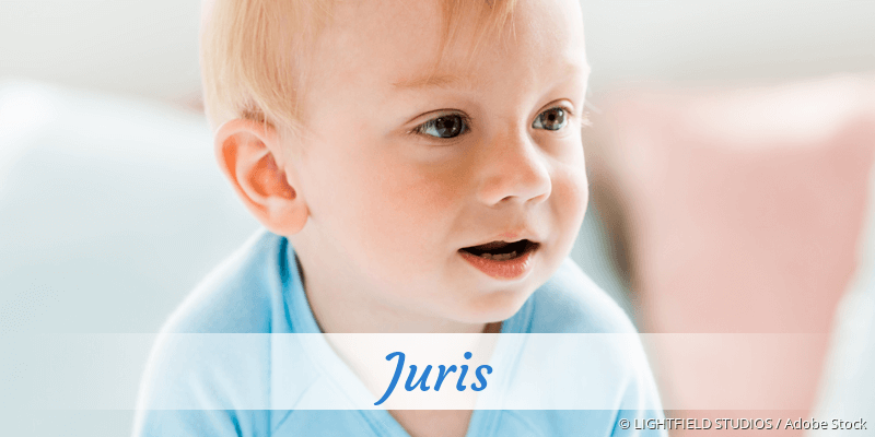 Name Juris als Bild
