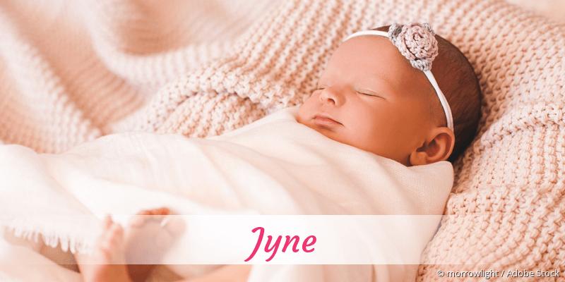 Name Jyne als Bild