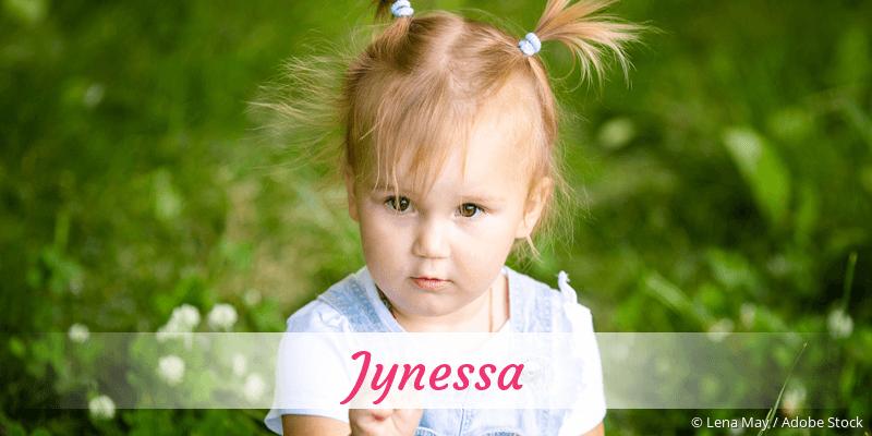 Name Jynessa als Bild