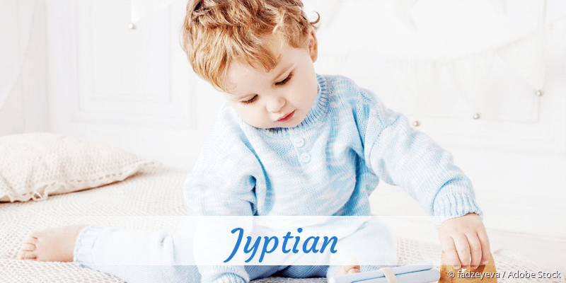 Name Jyptian als Bild