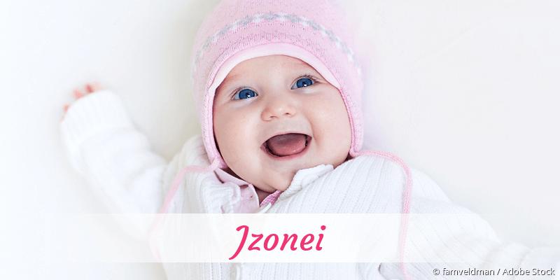 Name Jzonei als Bild