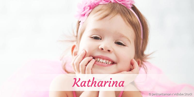 Name Katharina als Bild