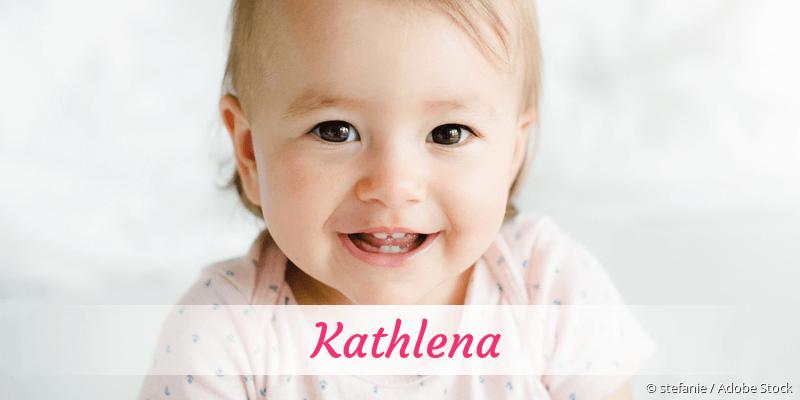 Name Kathlena als Bild