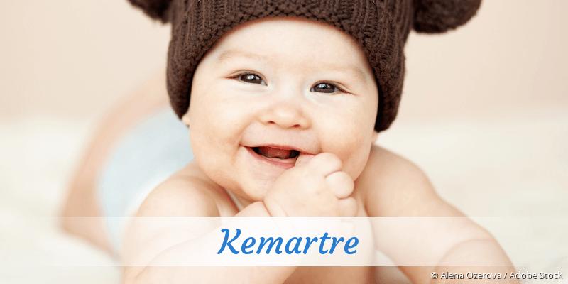 Name Kemartre als Bild