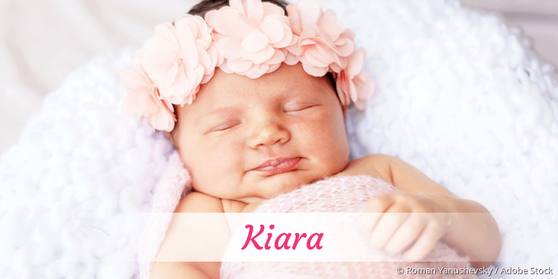 Name Kiara als Bild