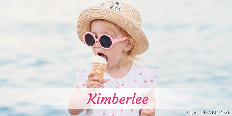 Name Kimberlee als Bild