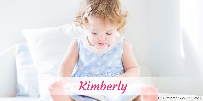 Name Kimberly als Bild
