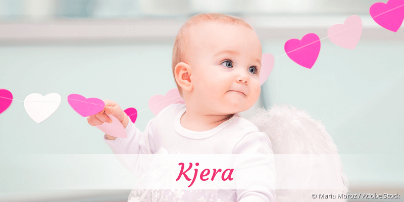 Name Kjera als Bild