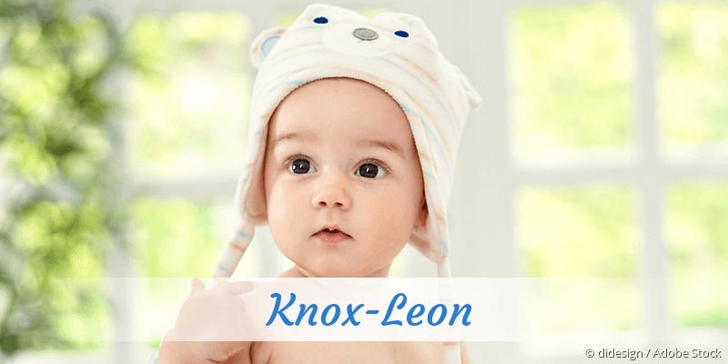 Name Knox-Leon als Bild