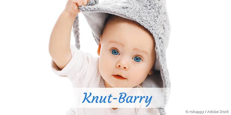 Name Knut-Barry als Bild