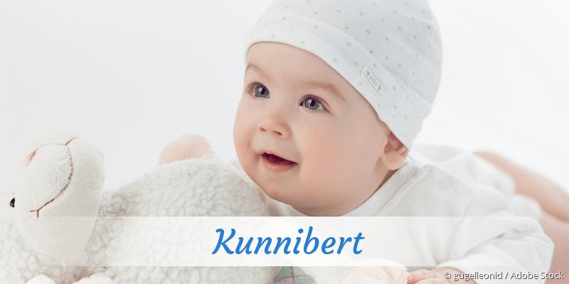 Name Kunnibert als Bild