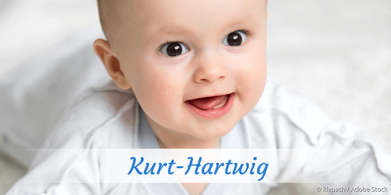 Name Kurt-Hartwig als Bild