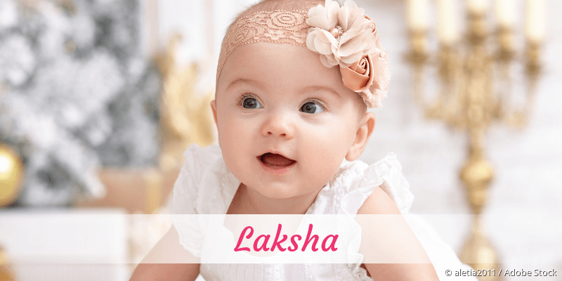 Name Laksha als Bild