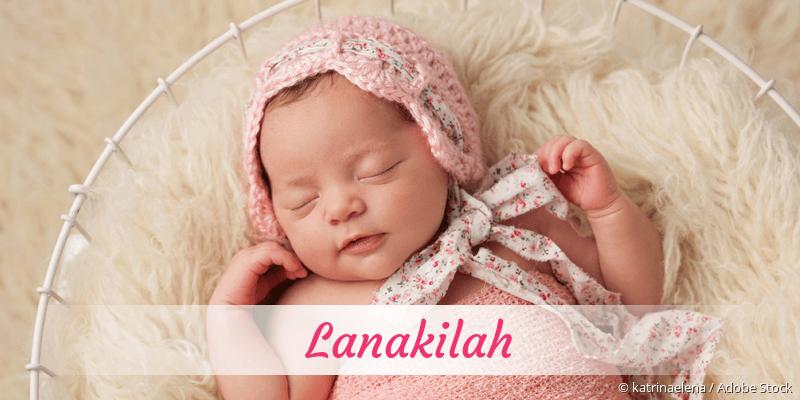 Name Lanakilah als Bild