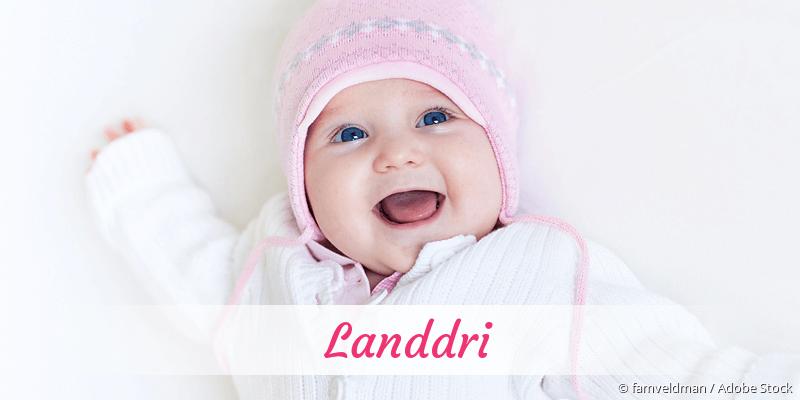 Name Landdri als Bild