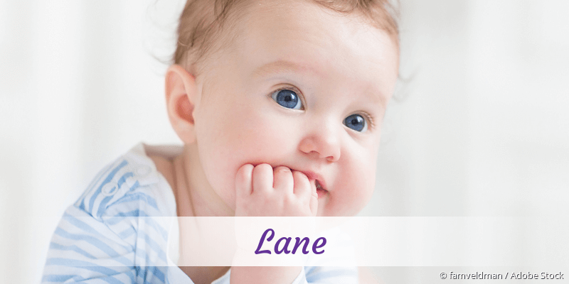 Name Lane als Bild