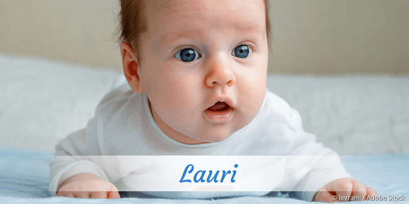 Name Lauri als Bild
