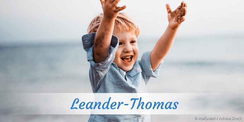Name Leander-Thomas als Bild
