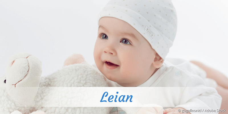Name Leian als Bild