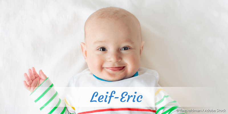 Name Leif-Eric als Bild